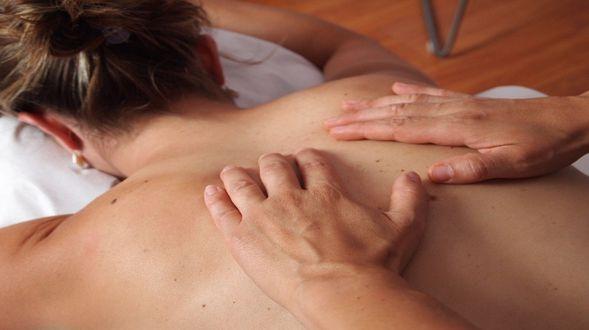masaje y relax
