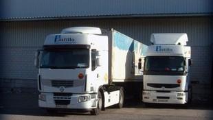Transporte de productos de alimentación Sevilla