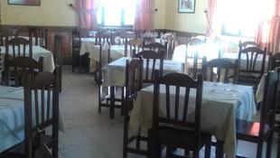 Salón comedor del mesón