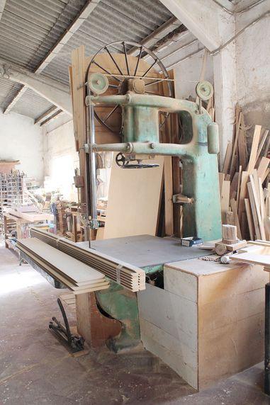 Ebanistería y carpintería en el centro de Madrid