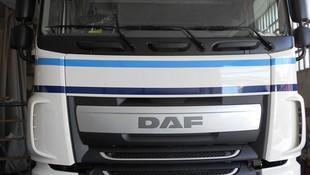Camión Daf rotulado I