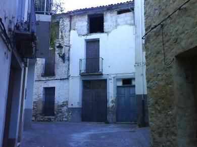 Rehabilitación de vivienda en calle San Fernando Castells