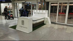 Montaje de stand en centros comerciales y ferias en Asturias