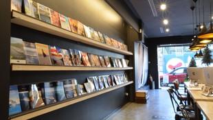 Expositor de catálogos