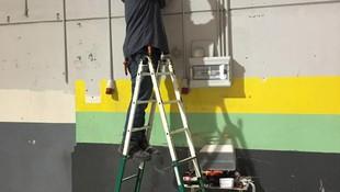 Llevamos a cabo instalaciones eléctricas para empresas