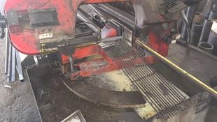Sierra circular para corte a medida de todo tipo de metales.