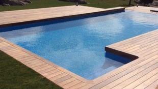 Construcción de piscinas Torrelodones