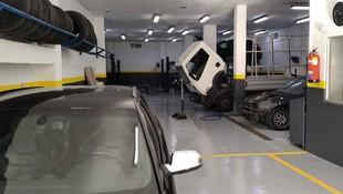 Taller de coches Majadahonda