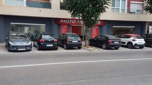 Venta y reparación de motos en Aldaia, Valencia