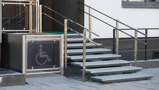 Instalación de ascensores para discapacitados en Asturias