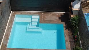 Construccion de piscina Madrid
