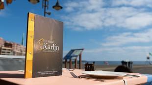 Restaurante canario en la playa en Telde