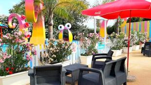 Parque de ocio infantil en Ibiza