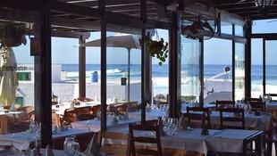 Restaurante en Lanzarote frente al mar