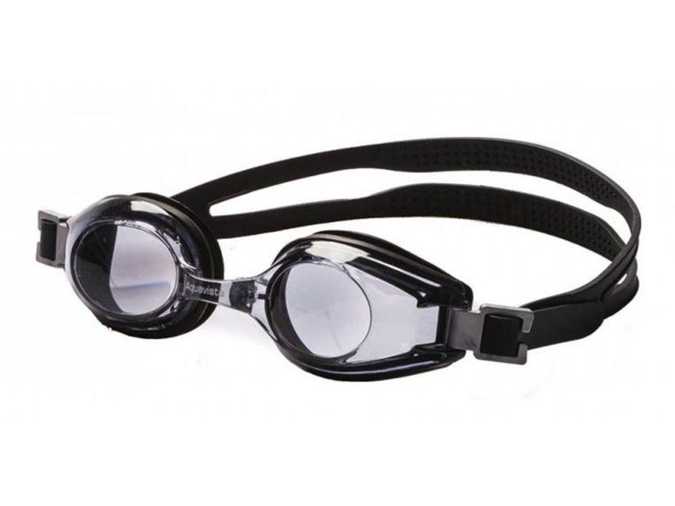 Aquavista nadador. Gafas graduadas para nadar