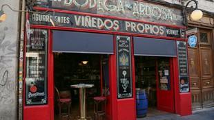 Cervecería en Madrid centro