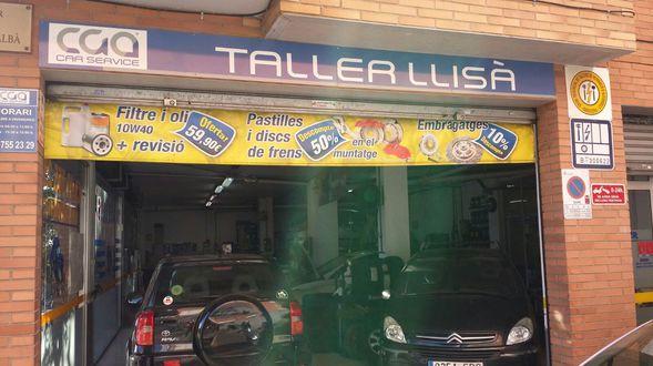 Taller Lisa 1