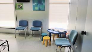 Sala de espera dental Safident