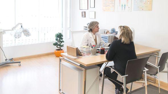 Centro de dermatología en Lugo