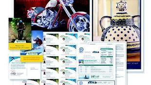 Imprenta digital en Oviedo de todo tipo de productos de oficina y comerciales.