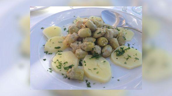 Cocina marinera en San Pédro de Alcántara