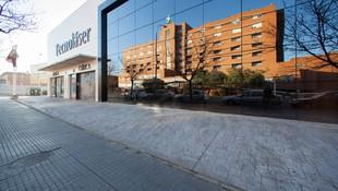 Edificio tecnolaser en Badajoz