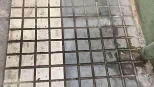 Limpieza de calles en Zaragoza