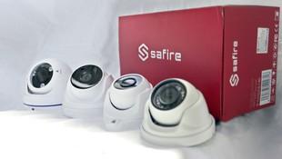 Venta, instalación o mantenimiento en sistemas de videovigilancia