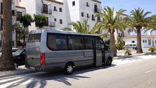 Minibús aeropuerto aNerja