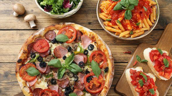 Restaurante italiano en Torremolinos