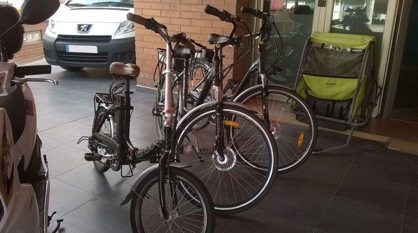Alquiler de bicicletas eléctricas en Salou y Cambrils