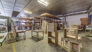 Fabricación de muebles de madera maciza en Soria