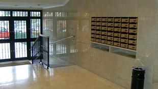 Trabajos en escaleras y portales en Madrid