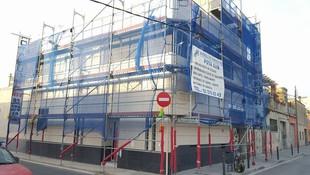 Empresa especializada en reformas de fachadas