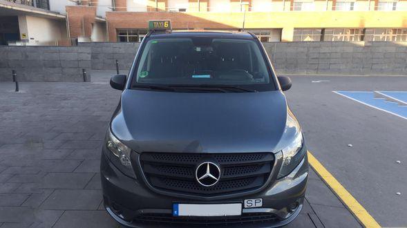 Servicio de taxi en Osona, Barcelona