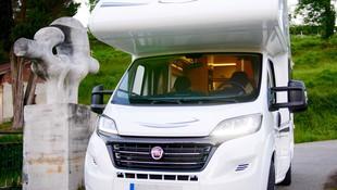 Alquiler de autocaravana en Oviedo