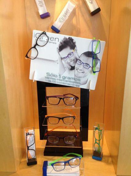 Gafas y lentes de contacto