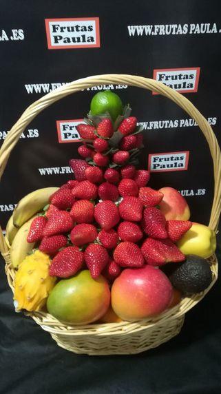 En Valladolid tus cestas y regalos en fruterías Paula
