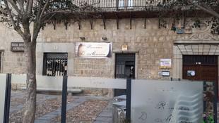 Bar cafetería en Ávila