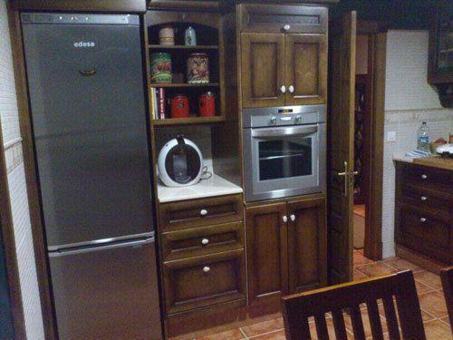Reformas de cocinas en general en Gijón