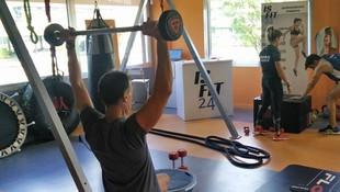Tabla de ejercicios personalizada