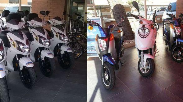 Tienda de motos en Tarragona