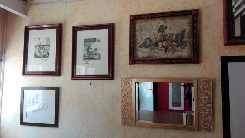 Cuadros y marcos en Salamanca