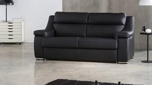 Sofá de Piel en Muebles Sagunto