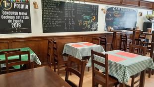 Bajo de La Cantina Sixtina en A Coruña