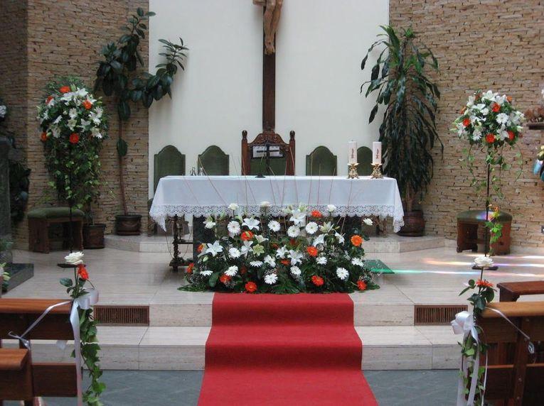 Especializados en flores y bodas