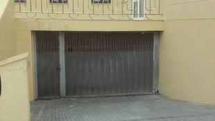 Puerta de garaje (antes)