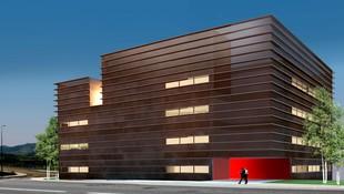 Edificio de Oficinas para E-on. en el PCTCAN