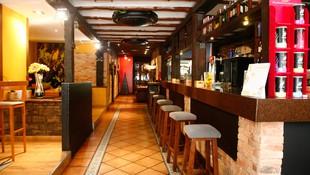 Interior de nuestro restaurante en Zaragoza