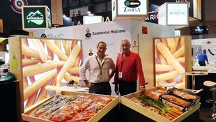 Zamesa en la feria Fruit Attraction
